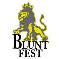 The Blunt Fest Logo