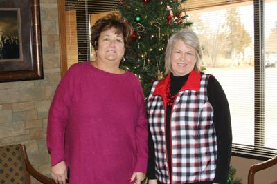 Carrie Jo Howard and Leann Weischedel