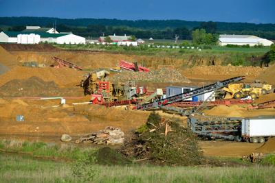 North 40 Resources mine Farmington Wisconsin