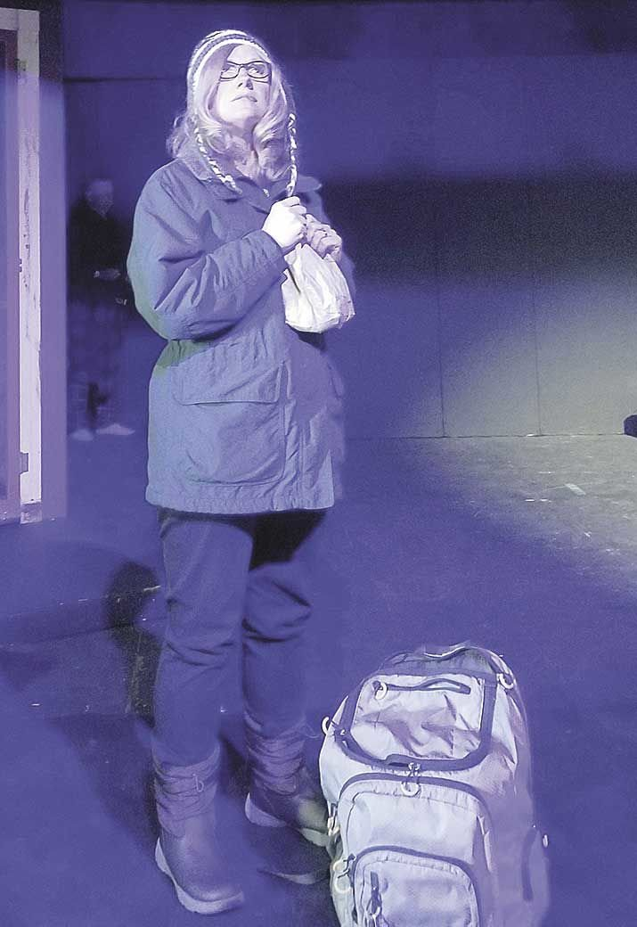 'Almost, Maine' onstage at ArtBarn