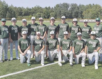 Osceola American Legion team