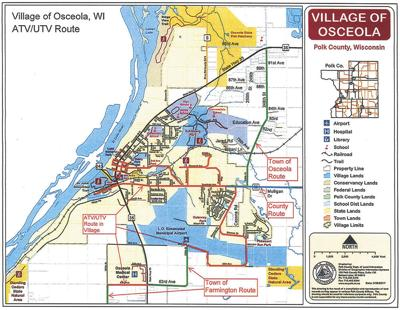 Osceola Plan Commission Recommends Atv Routes News