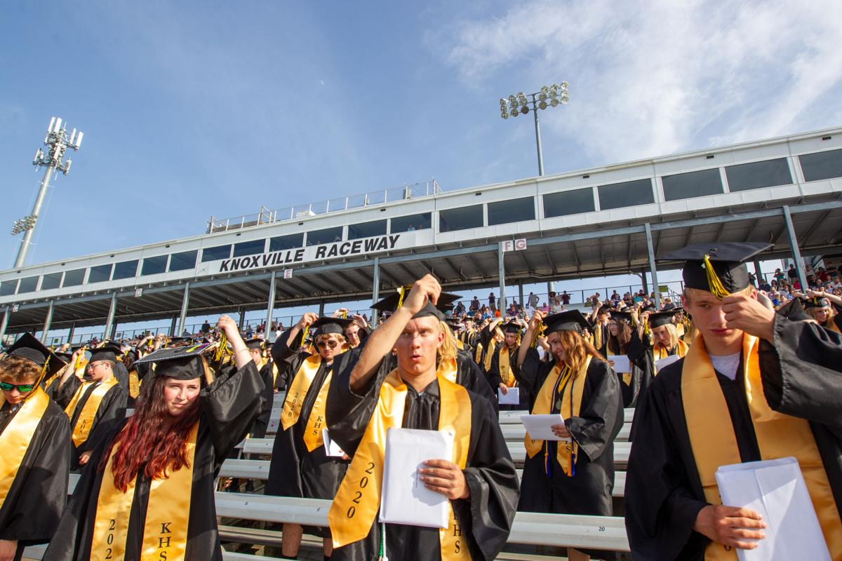 KHS graduates
