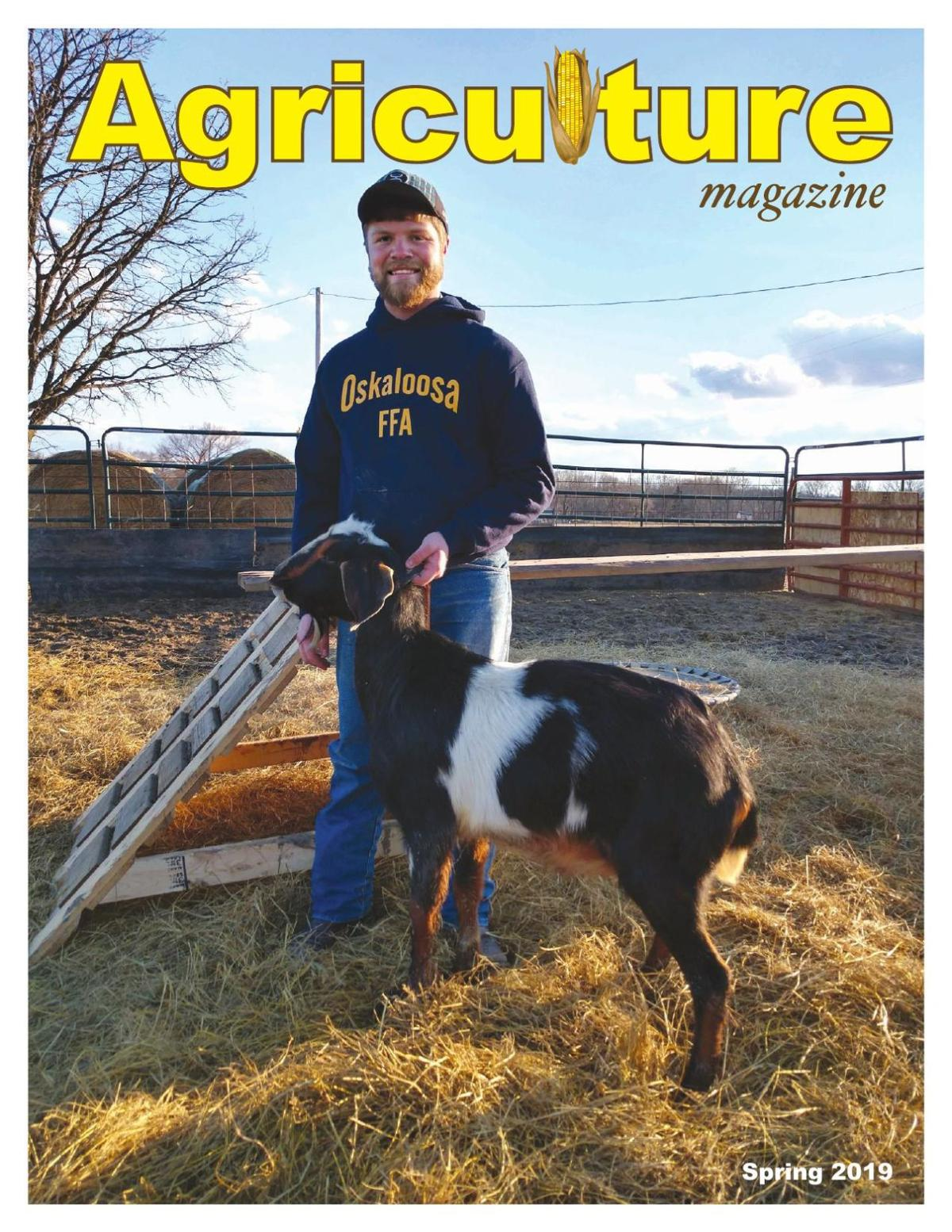 Agriculture Magazine Spring 2019
