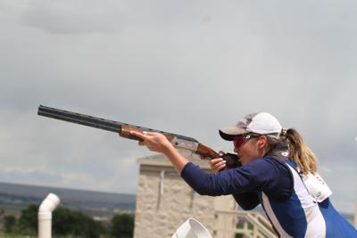 Van Donselaar takes her shot