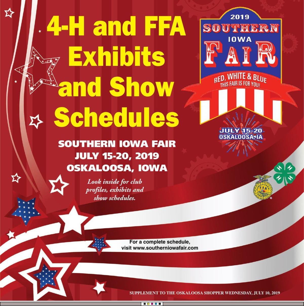 Southern Iowa Fair Preview 2019