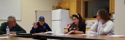 MCRF board meeting