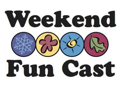 Weekend Fun Cast  logo