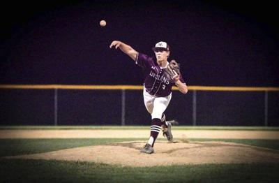 William Schultz is baseball player of the week