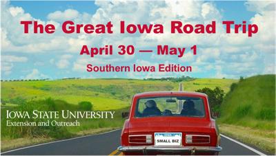 The Great Iowa Road Trip