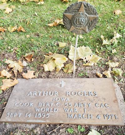 Arthur Rogers grave