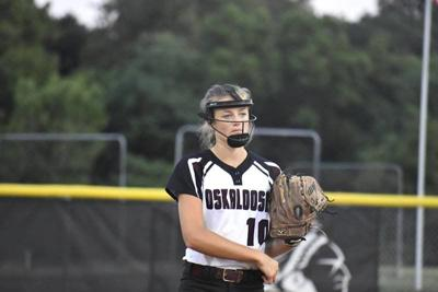 Softball player of the week is Faith DeRonde.