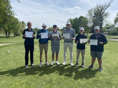 Knoxville Boys Golf