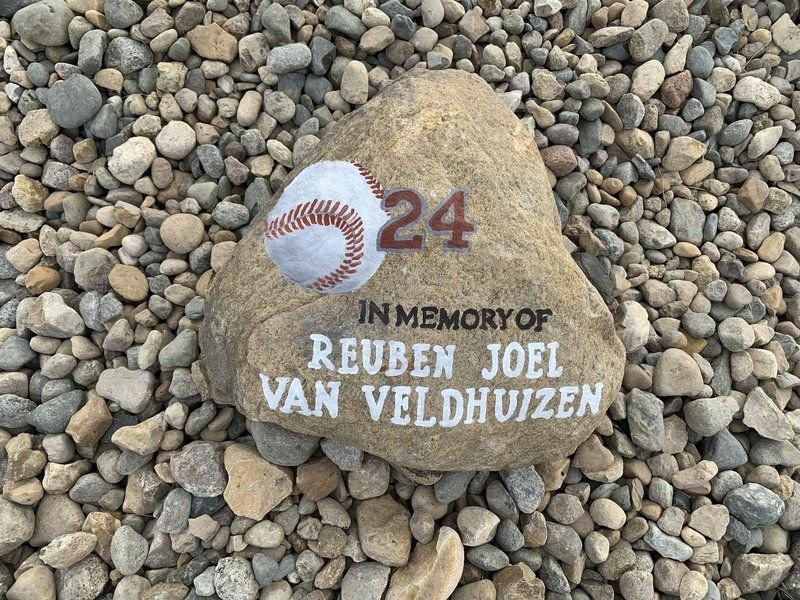 A memorial evening for Reuben Van Veldhuizen