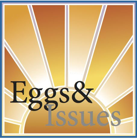 Eggs and Issues graphic