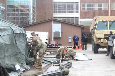 Iowa National Guard 3654th Support Maintenance Company
