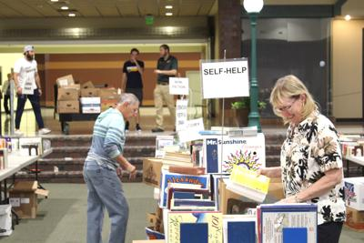 54th annual AAUW book sale