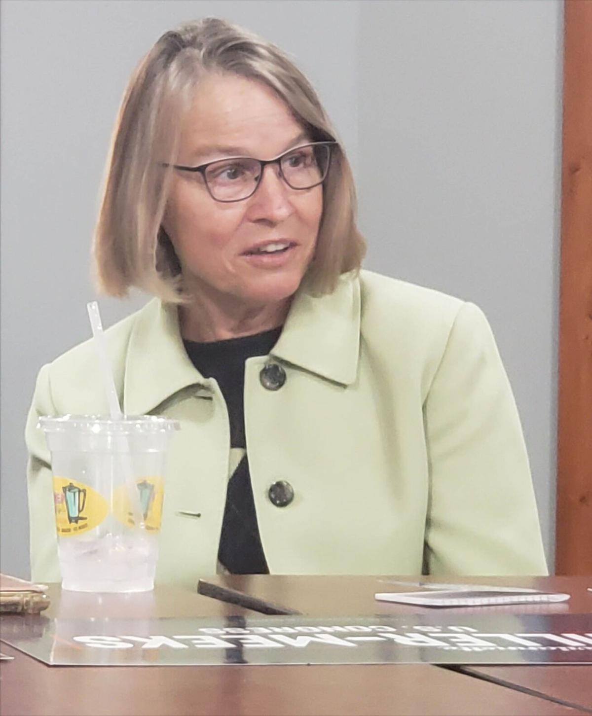 Senator Mariannette Miller Meeks