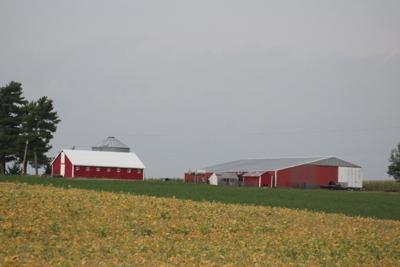 Mahaska County farm