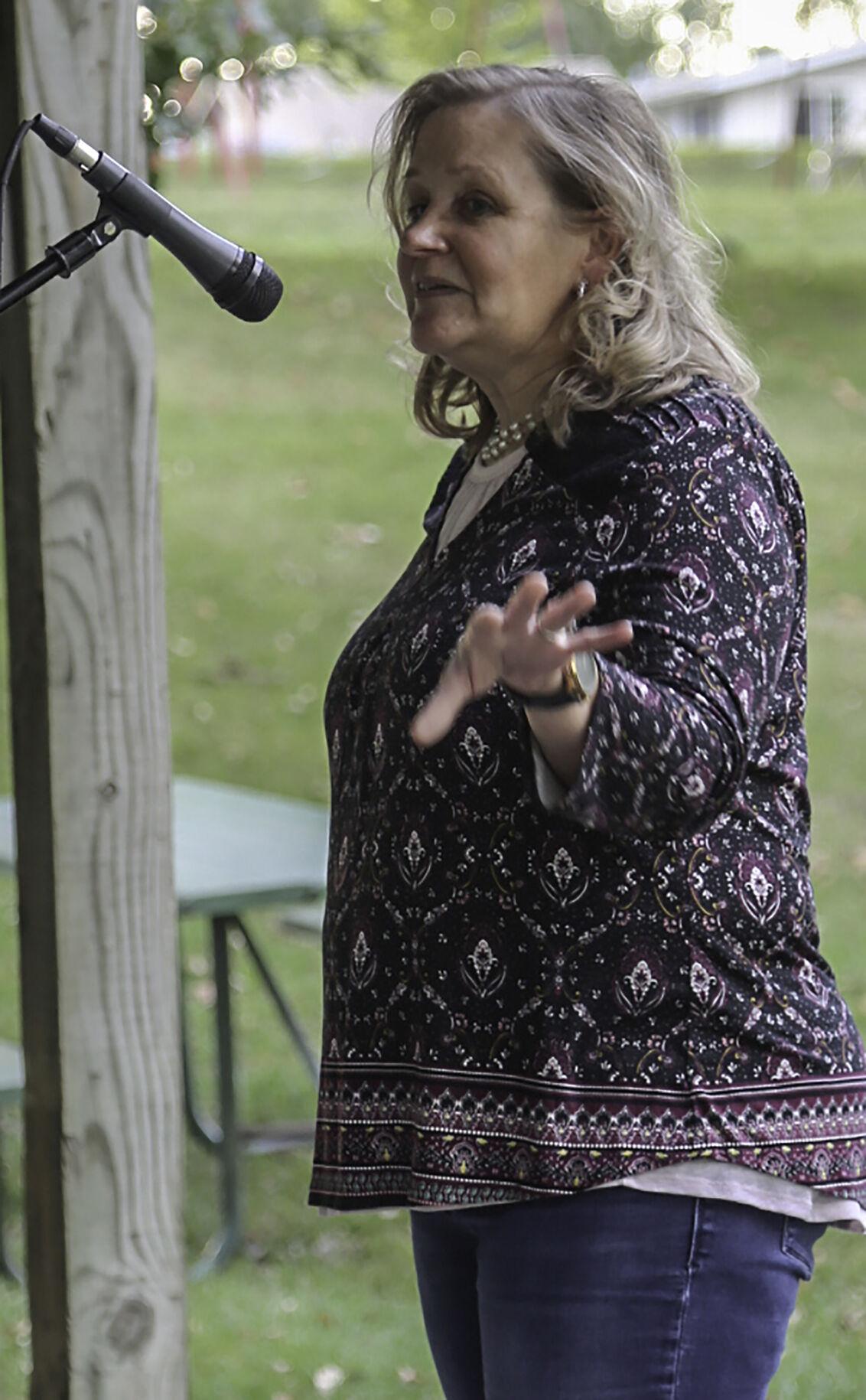 Dr. Lisa Ossian