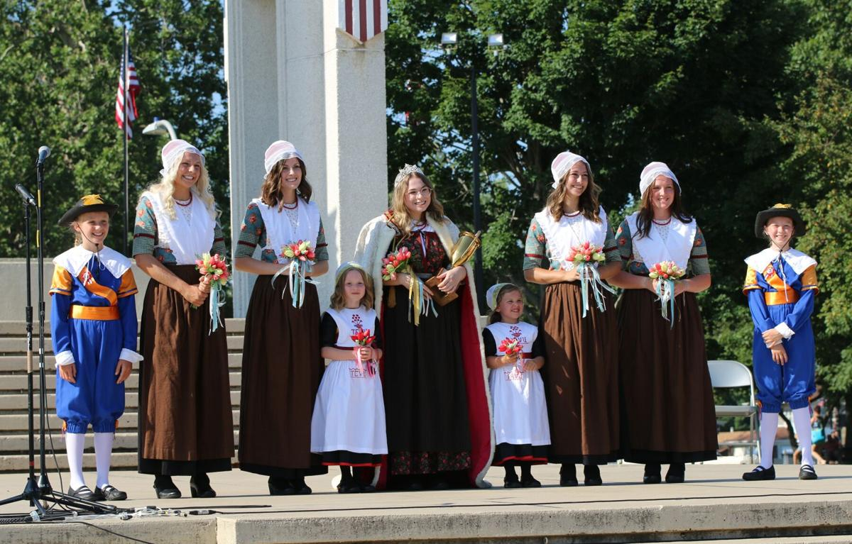 13 finalists to compete for 2021 Tulip Time Queen, Court