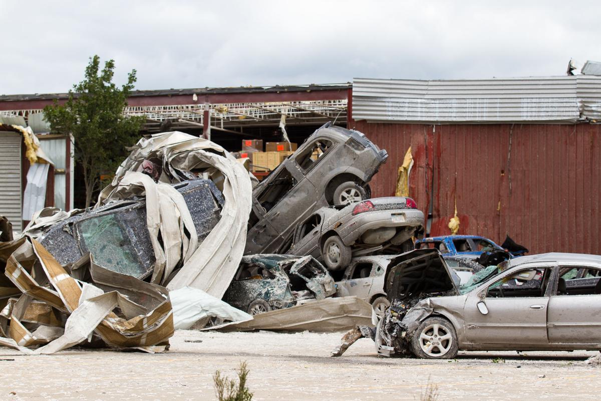 Ef 3 Tornado Hit Pella Thursday Local News Oskaloosa