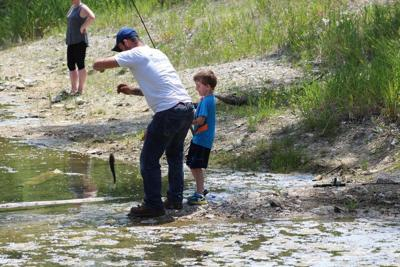 Free fishing weekends reel in local fans