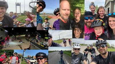 Annual Tour de Toren brings in $40,000 for child, family-focused programs
