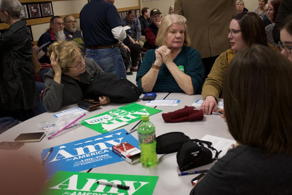 2020 Democratic Iowa Caucus