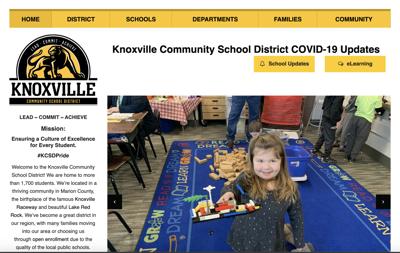 KCSD new website