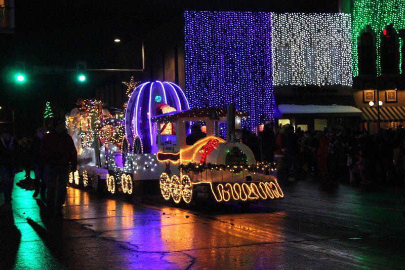 Lighted Christmas Parade 2018