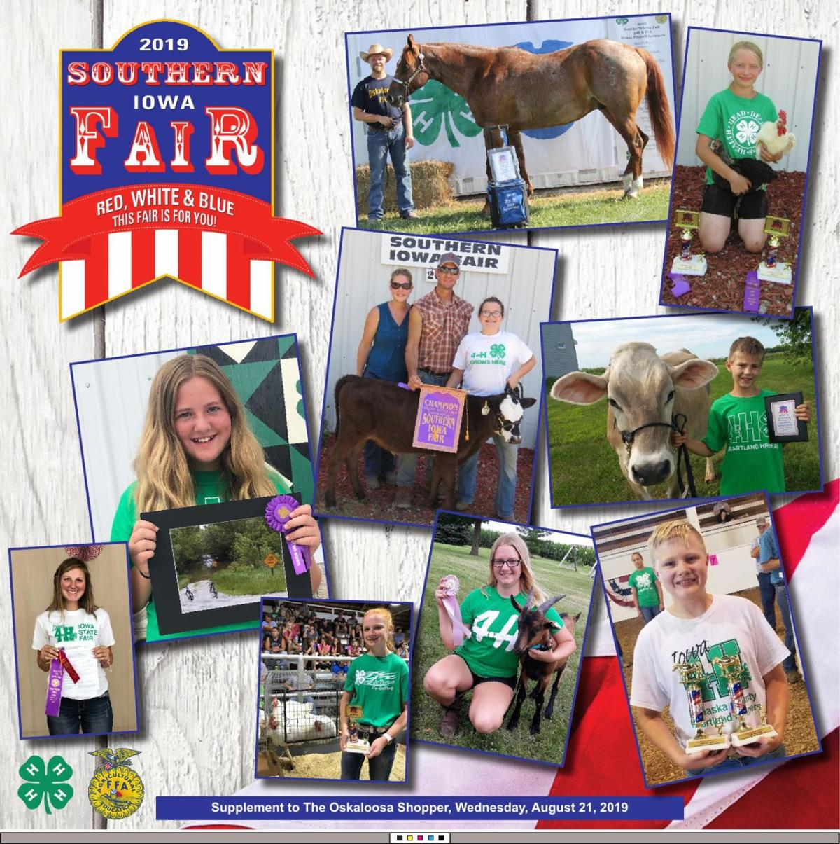 Southern Iowa Fair Review 2019