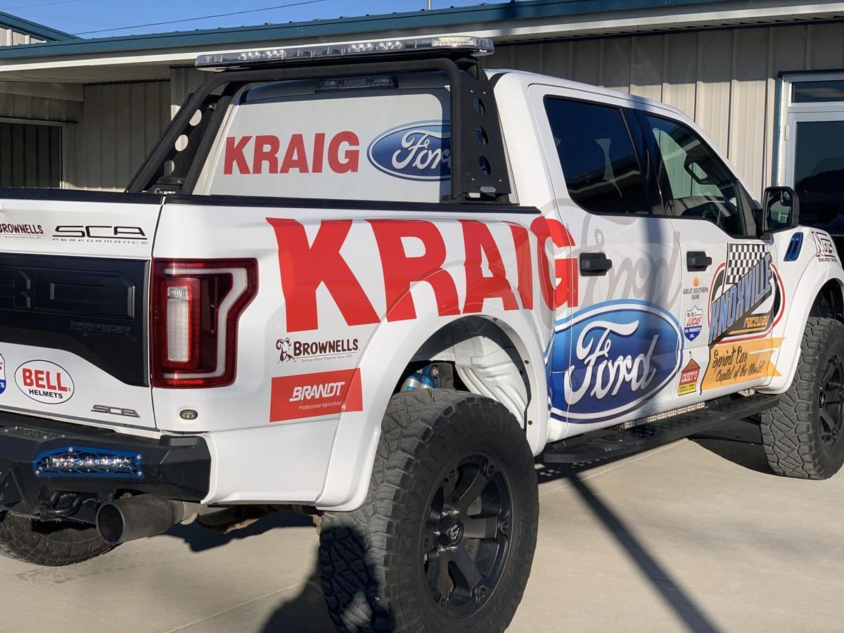 Kraig Ford INC. of Oskaloosa