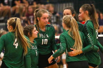 Pella volleyball