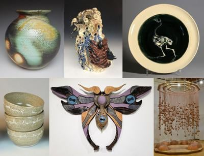Central's Mills Gallery to feature ceramics exhibit