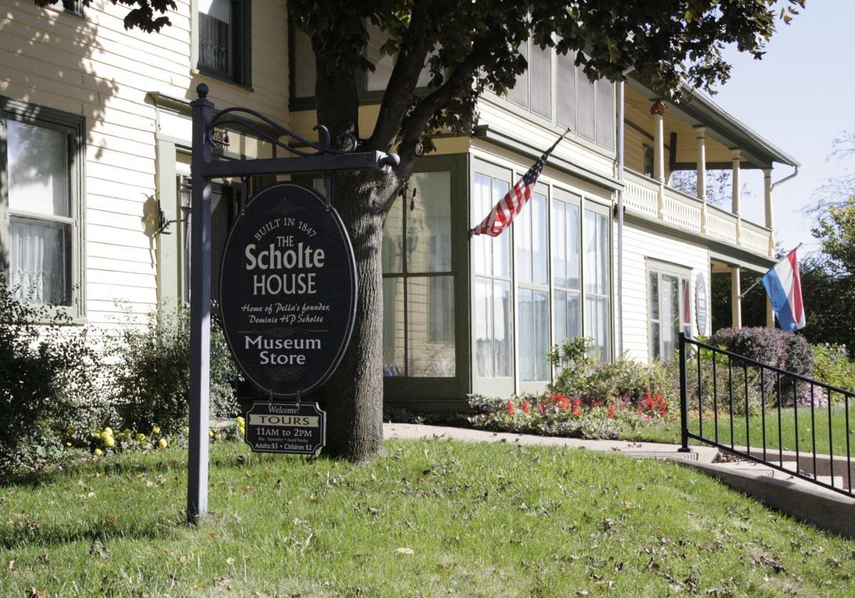 Scholte House 1