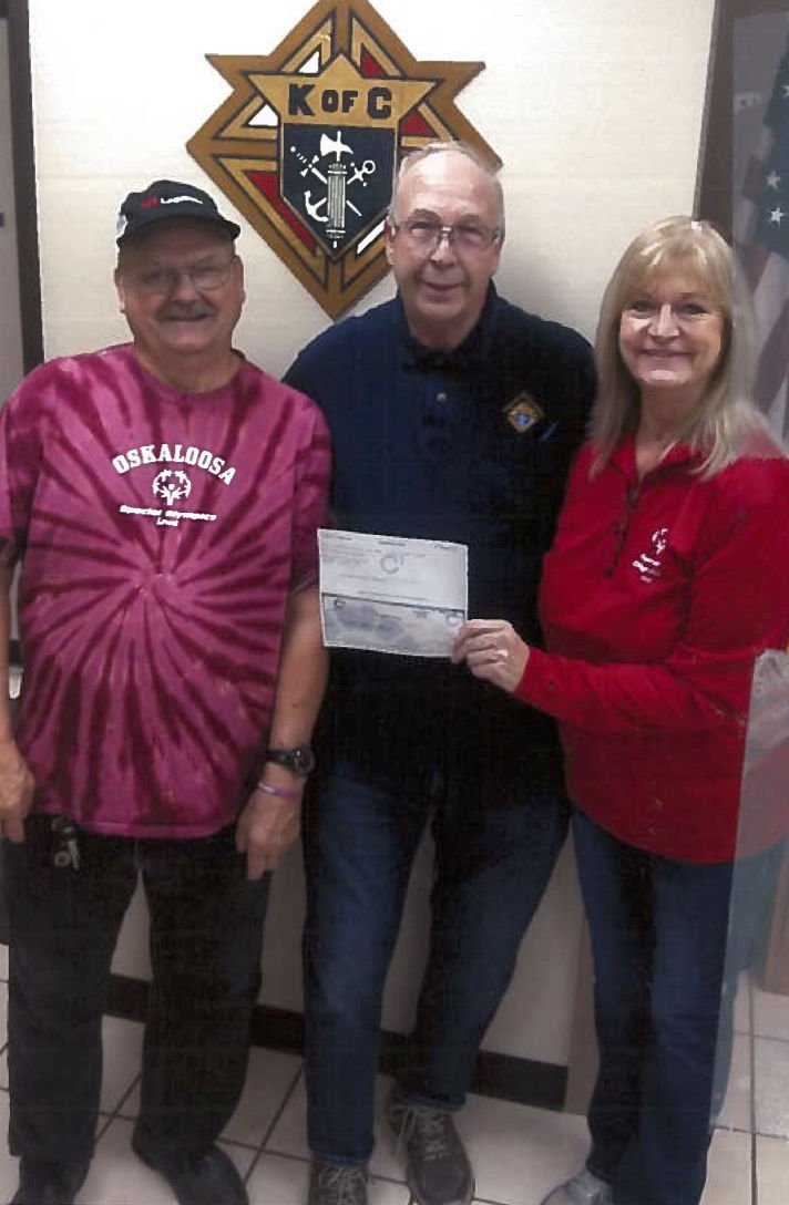 KoC gives to Special Olympics