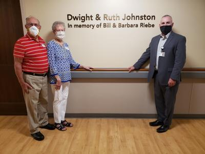 Johnstons donate $50k to KHC Foundation