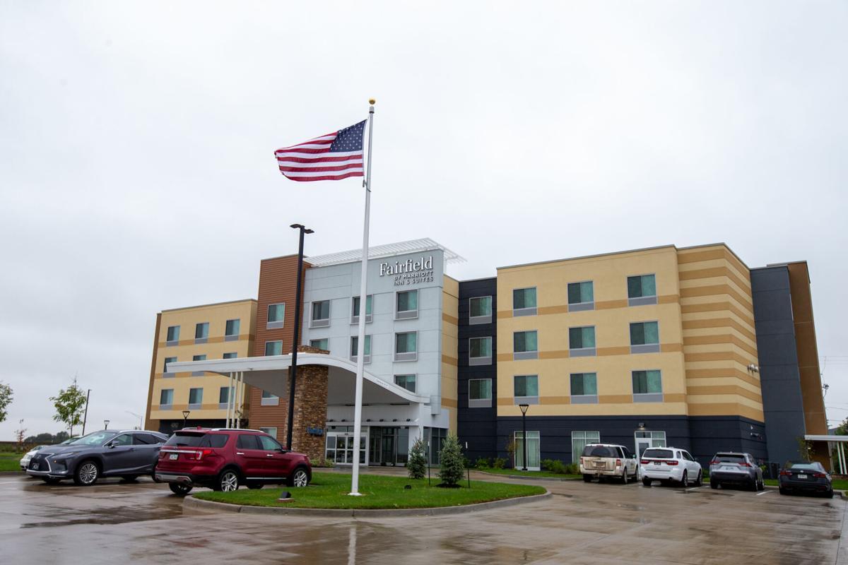Oskaloosa Fairfield Inn & Suites opening