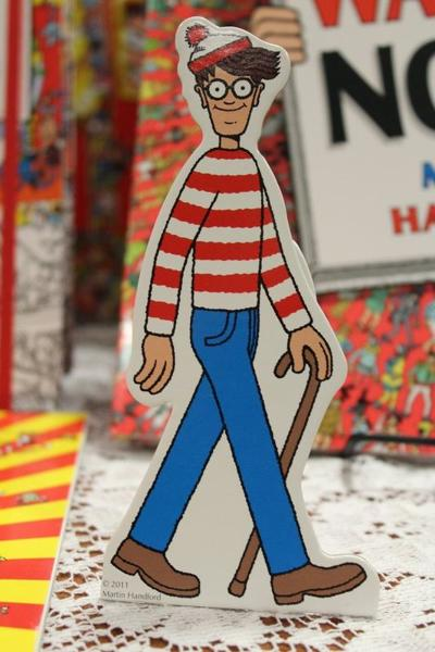 Locals can find Waldo in Osky