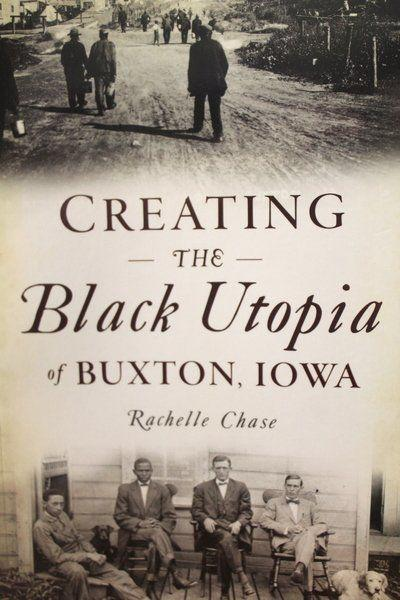 Rachelle Chase presents new history of Buxton