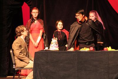 Dracula: A Comic Thriller