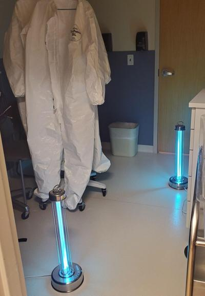 KHC uses UV light technology to fight COVID-19 spread
