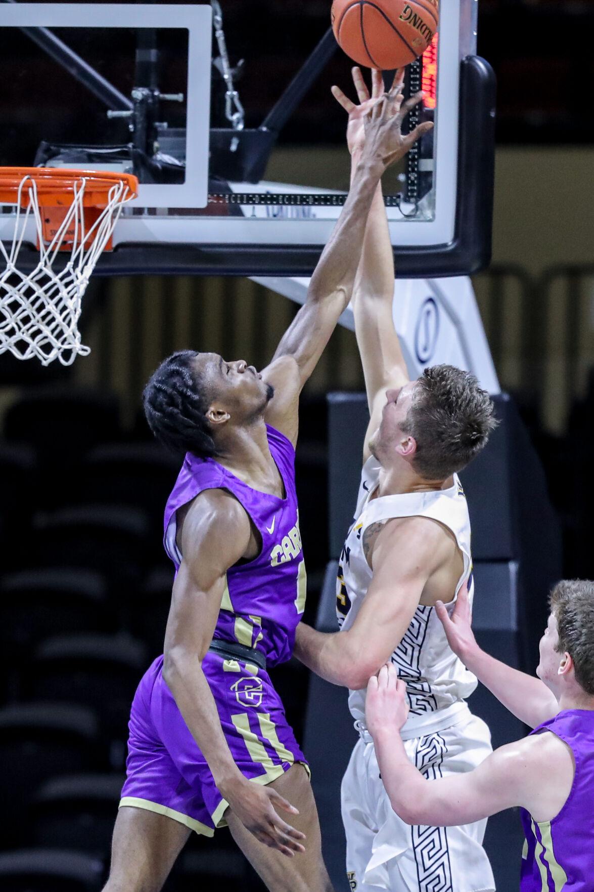 2019 NAIA Men's Basketball National Championship. Municiapal Arena, Kansas City, Mo.