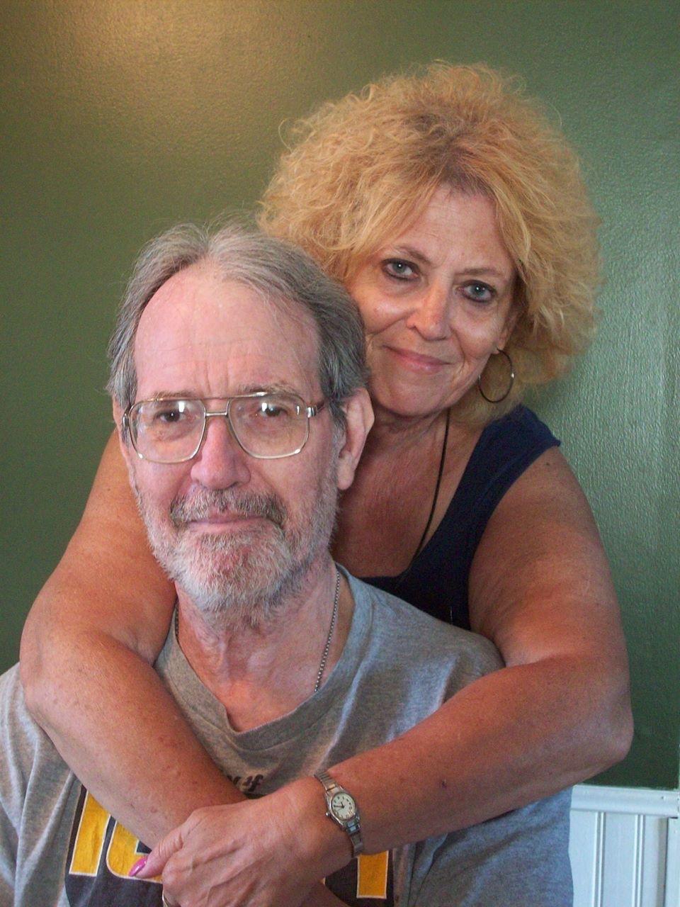 Rob and Marilyn Hoskinson