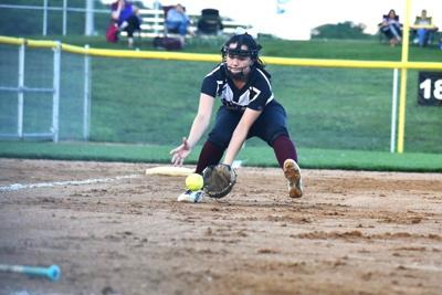 Ashley Kindley is softball player of the week