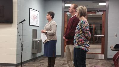 OCSD school board - standards based grading
