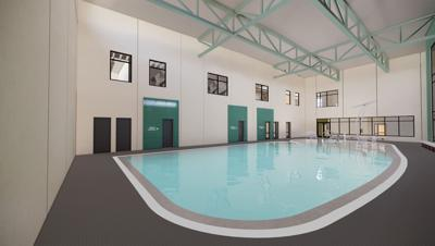 New YMCA will offer double the pool fun