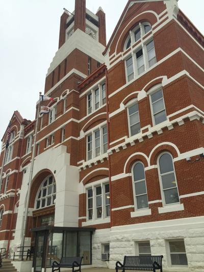 Mahaska County Courthouse
