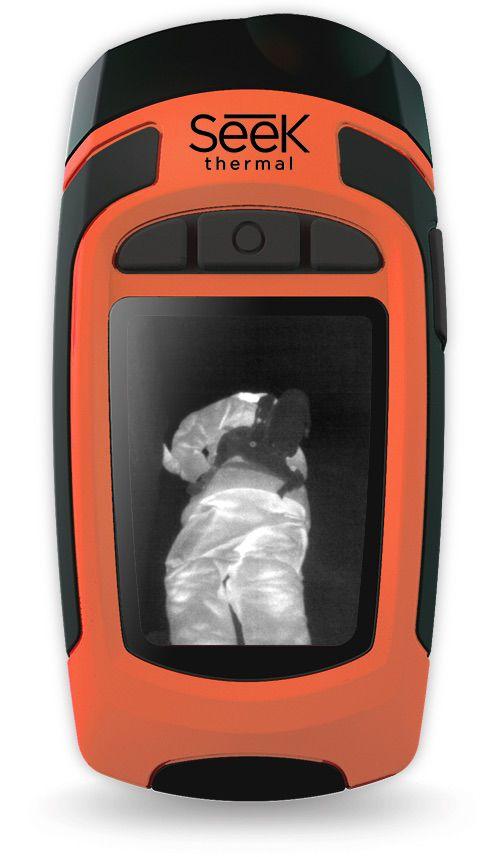 Seek thermal imaging camera